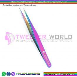 Titanium Coated Multi Straight Tweezer, Plasma Coated Multi Tweezer